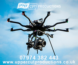 Upper Cut Productions Ltd - Aerial Filming & Photography