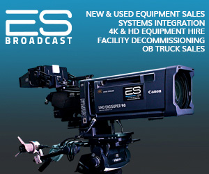 ES Broadcast Equipment Sales