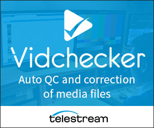 Vidcheck Ltd - Software for auto QC of media files