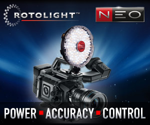 Rotolight LED Lighting