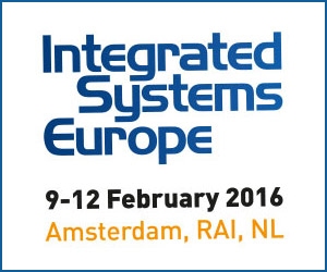 ISE(Integrated Systems Europe)29th-31st Jan 2013
