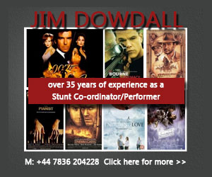 Jim Dowdall (StuntMan London)