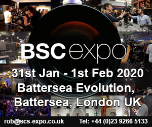 BSC Expo 3rd-4th Feb 2017