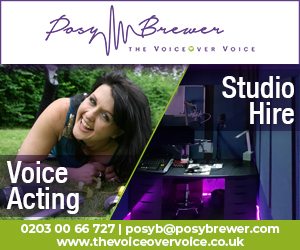 Posy Brewer British Female VoiceOver Artist