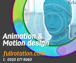 Full Rotation - Design & Animation