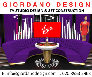 Giordano Design - Set Construction