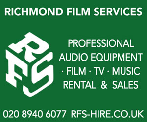 Richmond Film Services-Sound Equipment Hire