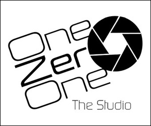 One Zero One The studio