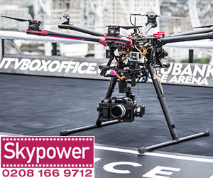 Skypower Aerial Filming