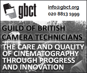 The Guild of British Camera Technicians GBCT