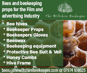 The Wiltshire Beekeepers for Film & Television