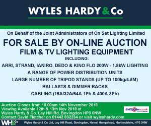 Wyles Hardy & Co Ltd