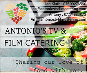 Antonio's TV and Film Catering