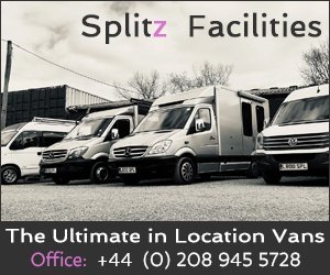 Splitz Facilities Location Van Vehicles