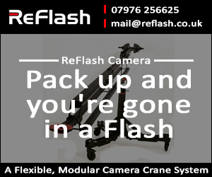 Reflash Camera Crane Equipment