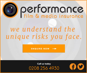 Performance - Film and Media Insurance