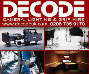 DECODE Equipment Hire