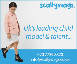 Scallywags Childrens Model Agency