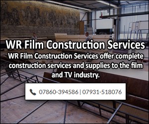 WR Film & TV Construction Services