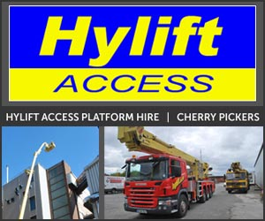 Hylift Access Platform Hire Cherry Pickers