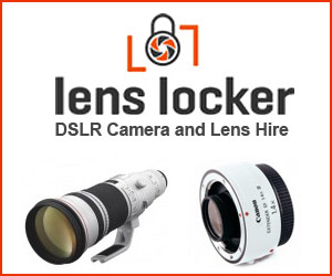 LensLocker Camera and Lens Hire