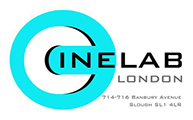 Cinelab London (Film Laboratories) Logo