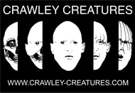 Crawley Creatures Logo