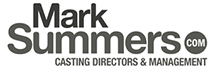 MARK SUMMERS CASTING Logo