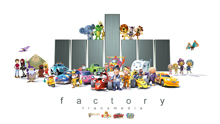 Factory Transmedia Ltd (Factory TM) Logo