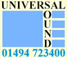 Universal Sound Foley Logo