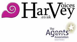 Harvey Voices Ltd Logo