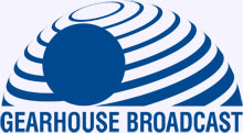 Gearhouse Broadcast Ltd - Sales Division Logo