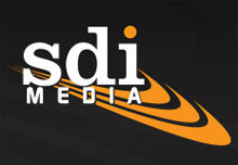 SDI Media UK Dubbing & Subtitling for Broadcast & Media Logo