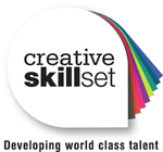 Creative Skillset– the Sector Skills Council for the Creative Media Industries Logo