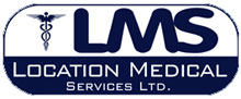 Location Medical Services Ltd Logo