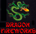 Dragon Fireworks Ltd Surrey Logo