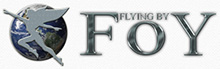 Flying by Foy Ltd Logo