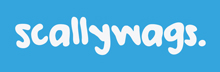 Scallywags Childrens Model Agency Logo