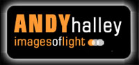 ANDY HALLEY LIGHTING CAMERAMAN SCOTLAND Logo
