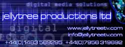 Jellytree Productions Ltd Logo