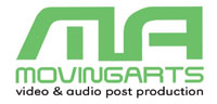 Movingarts.tv Ltd Logo