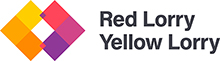 Red Lorry Yellow Lorry Logo