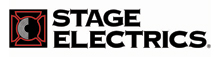Stage Electrics lighting hire Logo