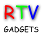 RTV GADGETS for 2Kw In-Line Dual Voltage Dimmers Logo