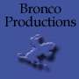 Bronco Productions Ltd Logo