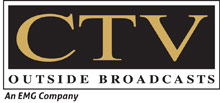 CTV Outside Broadcasts Ltd Logo