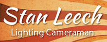 Stan Leech - Lighting Cameraman Logo