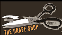 The Drape Shop (Drapes for Film, Television & Theatre) Logo