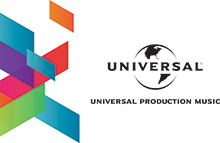 Universal Publishing Production Music Ltd Logo