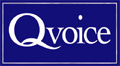 Qvoice - London's Premier Voice Agency Logo